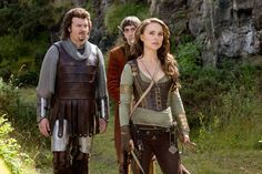 Mcbride Rasmus Hardiker And Natalie Portman Photo From Your Highness.  Underated.....soooo funny!,