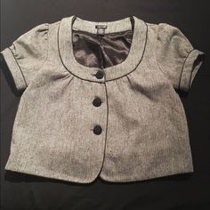 Maurices Cropped Jacket