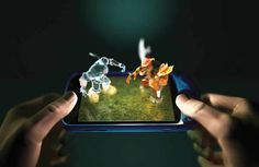 The rapid development in smartphone has allow users to install a large number of games included 3D animation games into their palm device. Although, users are frequently facing the limitation on hardware while playing 3D games with smartphone but the user still addicted because of the smooth graphic and high performance of the 3D game presented.