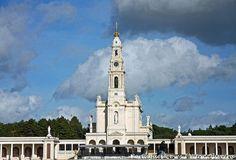 Basílica de Nossa Senhora do Rosário - Fátima - Portugal by Portuguese_eyes, via Flickr