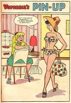 betty, veronica archie comics porn