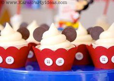 Festa de aniversário do Mickey Mouse