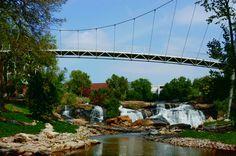 Falls park greenville sc - Google Search