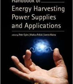 Handbook Of Energy Harvesting Power Supplies And Applications PDF
