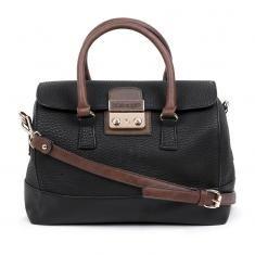 Βαρελάκι με υφή και pushlock Fashion E Shop, Fashion Accessories, Bags, Shopping, Shoes, Handbags, Zapatos, Shoes Outlet, Shoe