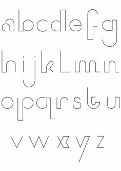 I love the lettering type but link is to a dutch article unrelated to this. Hand Lettering Alphabet, Doodle Lettering, Creative Lettering, Types Of Lettering, Calligraphy Letters, Typography Fonts, Bullet Journal Fonts Hand Lettering, Cute Fonts Alphabet, Letter Fonts