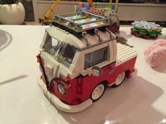Lego mod vw t1 shorty