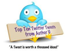 Top Ten Twitter Tweets for #Author for week of April 17, 2014. www.authoru.org #publishing