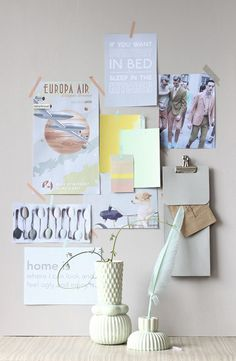Minty Fresh Inspiration today on decor8