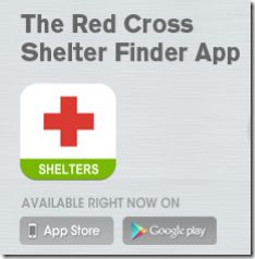 red cross emergency apps
