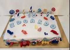 Torta Caramelle - le dolci creazioni di Camilla Jesholt Buffatti