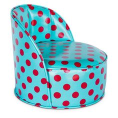 SweetSeat Dots now featured on Fab.  Photo prop