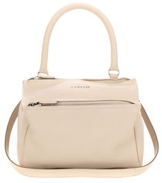 GIVENCHY Pandora Small leather shoulder bag.  givenchy  bags  shoulder bags   hand 1719cf3e16