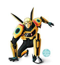 Transformers:Robots In Disguise /// Bumblebee/// by MaraMarko.deviantart.com on @DeviantArt