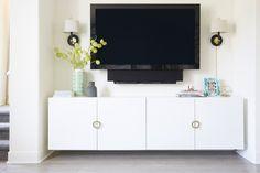 Credenza La Maison Du Monde : 121 best tv credenza images unit furniture living room modern