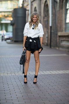 All of the end of summer outfit inspiration you could ask for here: