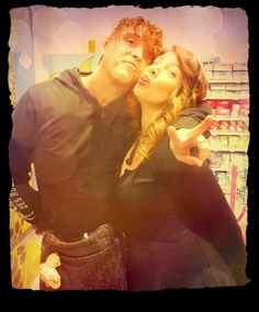 Raphy e Cristina a Venezia