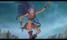 World of winx Tiger Lily-3