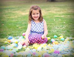 Children Easter Photography KLR Photo Memories