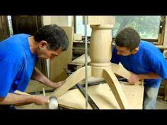 Brubakken Home møbelproduksjon - YouTube