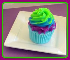 Cupcake Soap  Soap for Kids  Soap  Party Favors  by BigTRanchSoap
