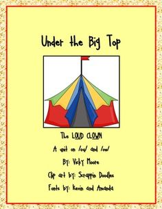 This fun unit called the Loud Clown has 18 pages to keep your students engaged on this important phonetic skill.  /ou/ and /ow/  Included are:* 7...