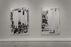 Installation Views: Christopher Wool | Flickr - Photo Sharing!
