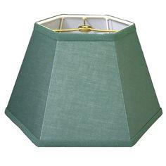 Hexagon Hardback Lampshade