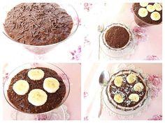 Budincă de Chia și Cacao - Desertul Care Nu Îngrașă Chia, Omega 3, Healthy Recipes, Healthy Food, Low Carb, Pudding, Baking, Desserts, Sweets