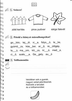Helyesírás Firka Manóval Home Learning, Math Equations, Teaching, Children, School, Boys, Kids, Schools, Learning