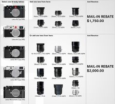 Leica US rebates set to expect on July 31st | Leica Rumors