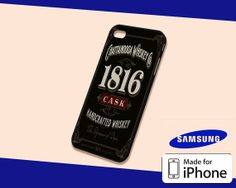 Chattanooga Whiskey 1816 Case for iPhone 5s/5c by KopiMiring, $13.99