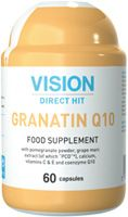 Anti-age Effect Supplements!:   Granatin Q10 combines power and energy of coenzy...