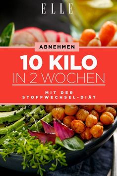 """Easy-Body-System: Abnehmen mit der Stoffwechsel-Diät Easy-Body-System: Can you really lose 10 kilos in two weeks with the metabolism diet? The """"Easy-Body-System"""" is designed to boost your metabolism p Diet And Nutrition, Protein Rich Diet, Best Diet Drinks, Menu Dieta, Diet Recipes, Healthy Recipes, Healthy Food, Fat Burning Drinks, Le Diner"""