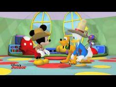 Mickey Mouse Clubhouse Episode 1 - Pilot | Funny Videos | Fundoofun.com