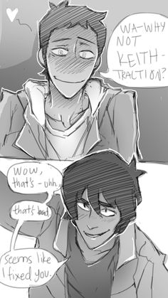 Basically, I will post pictures and comics about Klance (aka my favorite shipping in the series) from Netflix Voltron. I do not own Voltron, its characters and. Voltron Ships, Voltron Klance, Voltron Paladins, Voltron Force, Voltron Memes, Klance Cute, Samurai, Klance Comics, Voltron Comics