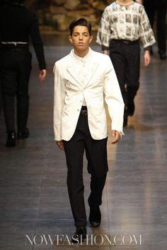 Dolce & Gabbana Menswear Fall Winter 2013 Milan