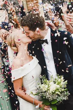 For wedding flower inspiration aplenty, take a look at these real brides' bouquets Wedding Bouquets, Wedding Flowers, Custom Made Hats, Christ The King, Wedding Flower Inspiration, Wedding Confetti, Post Wedding, Brides And Bridesmaids, Maid Of Honor