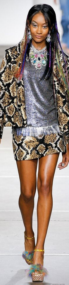 give me more glitter! Ashish Spring 2015   The House of Beccaria#