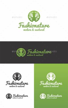 Fashion Nature — Vector EPS #wear #art • Available here → https://graphicriver.net/item/fashion-nature/18980788?ref=pxcr