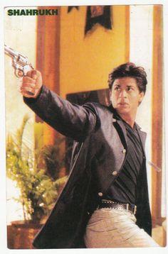 Old-Gold: @iamsrk in film #Baadshah (1999) ...