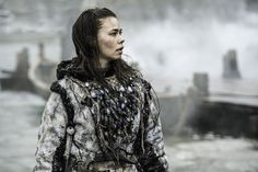 """Wildling woman 