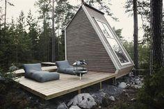 Mini huis mag zonder vergunning worden gebouwd