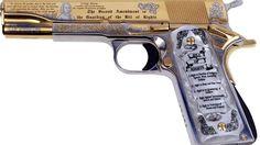 Beautyful gun