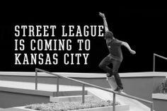 Street League Kansas City promo