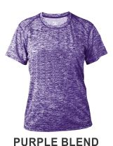 Buy the Blend Ladies Performance Tee by Badger Sport Deals! Badger sport shoulder for maximum movement. Softball Jerseys, Badger Sports, T Shirts For Women, Lady, Tees, Fabric, Sleeves, Mens Tops, Shopping