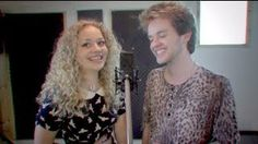 Alex Day - This Kiss (Official Video feat. Carrie Hope Fletcher), via YouTube.