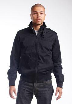 Retro MO' Twill Jacket by Spurbe