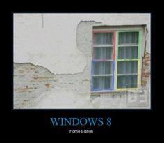 Windows..home edition!