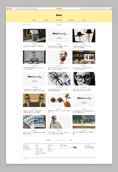 blincRebranding, Brand Identity System, Logo, Stationery, PR Materials, Shopping Bag, WebsiteFounded in 1940, blinc is a Japanese eyewear retailer that carries the largest selection of well-crafted spectacles and sunglasses from around the world. Vinta…